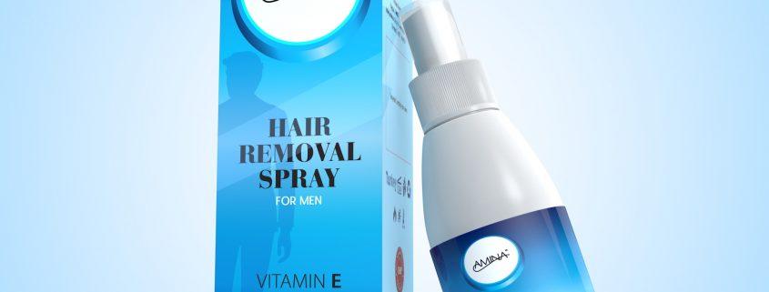 Hair Removal Spray For Men